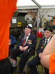 (delta23lfb) Tags: warandpeacerevival veteran baiv ww2 rtr royaltankregiment