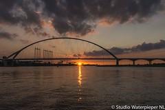 20160812-Nijmegen-Lent-139 (studio waterpieper) Tags: riverdewaal dewaal deoversteek nijmegen bridge river rivercrossing