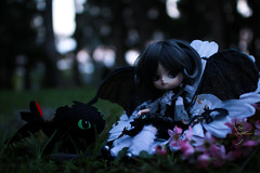 Tender Future Flyers <3 (dreamdust2022) Tags: eris sweet cute charming happy playful tender loving hug kiss magical little young baby dragon girl dal doll sparrow dama mizar
