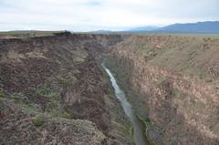 DSC_8980 (My many travels) Tags: rio grande gorge bridge new mexico water rocks river