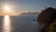 Manarola Seascape (Nifty_Shoes) Tags: holidaysnaps cinqueterre italy summer 2016 corniglia riomaggiore manarola