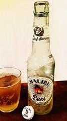 Coconut beer (Orzaez212) Tags: color mix drink cerveza indoor malibu coco alcohol verano rubia effect birra nuevo brandnew promocin filtro mezcla