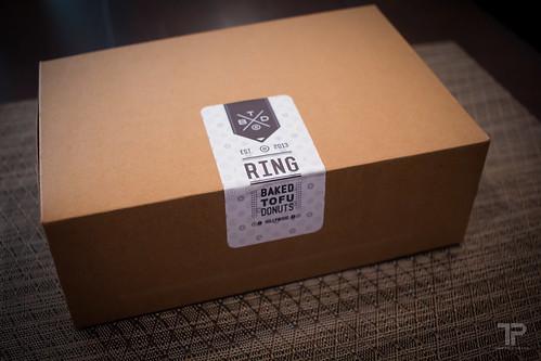Ring - Baked Tofu Donuts