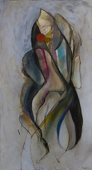 """""""Ckliwie spltali nogi"""" (Mateusz Rybka Art) Tags: painting abstract abstractart contemporary art youngart youngartist rybka gdansk poland polandart portrait erotic mixedmedia oil acrylic spray paint"""