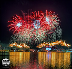 NDP Preview 2016 Fireworks (kenneth chin) Tags: singaporenationalstadium nikonsingapore kallangriver tanjungrhu ndp2016 sg51 nikon d810 nikkor singapore city yahoo google 1424f28g asia fireworks