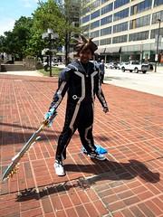 Tron Sora (Wrath of Con Pics) Tags: otakon otakon2012 cosplay kingdomhearts sora tron