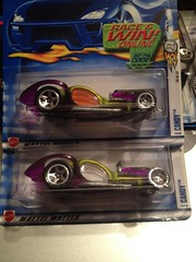 I Candy (Both Versions) (JeromeG111) Tags: 2002 hotwheels showgo firsteditions icandy iphone4s