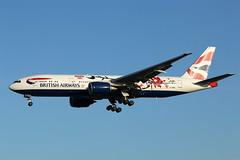 British Airways(Great Festival Of Creativity Livery) G-YMML (shumi2008) Tags: boeing 777 british airways b772 777200er yyz