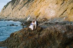 K&I (ilukmanova) Tags: couple love beautiful flatrockpoint palosverdes sunset ocean losangeles california