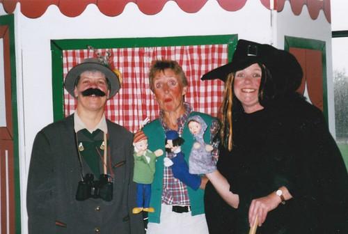 200310 Poppenkast Diep in het bos Poppenkast kl