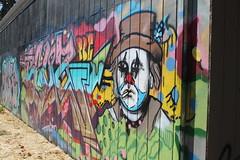 Whitaker Block Party (dsgetch) Tags: whit whiteaker neighborhood block party graffiti street art eugene sprinfield eugenespringfield eugeneoregon