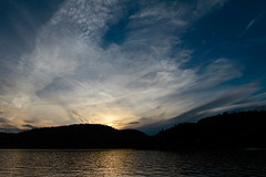 """"""" Where is the Love ? """" (gmayster01 on & off ...) Tags: whereisthelove light flickroflove lake lac sunset newaygo laurentians qc bigsky t summer blackeyepeas remake music musique gmayster01 gmayster guymayerphotography flickr question god"""