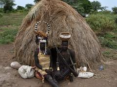 Mursi women (5) (Prof. Mortel) Tags: ethiopia omovalley mursi