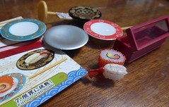 Box 7 of Petit Sushi Go Round Re-ment set (lyndell23) Tags: rement sushi miniature miniaturefood playfood