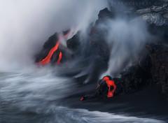 HAWT Stuff (terenceleezy) Tags: kalapanaoceanentry pahoa hi hawaii iphone7 iphone7plus h2s hydrogensulfide oceanentry moltenlava volcano kilauea 61g oceanlavaentry