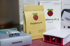 Raspberry Pi 3 (khamer_manialung) Tags: raspberry pi 3 model b nerds