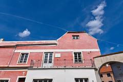 Mikulov (jmarnaud) Tags: czech 2016 south moravia mikulov family city walk street old building unesco wide angle