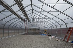 TC3 Barn and Greenhouse (ed dittenhoefer photo) Tags: coltivare barnconstruction farmtobistro greenhouseframing nysfarming
