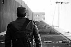 to watch (dado.gianluca) Tags: canon eos 600 fotografo abbandono sguardi cusago