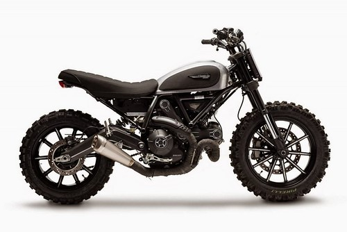 Ducati Srambler Dirt Track