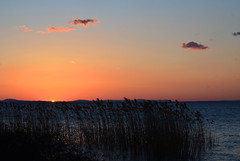 Tramonto a Torricella - Sunset at Torricella (Ola55) Tags: italy ola55 umbria lagotrasimeno tramonto sunset water lake aplusphoto saariysqualitypictures
