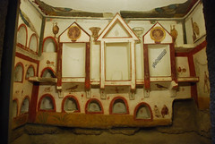Tomba dei dipinti - Aula Decima - Terme di Diocleziano - Roma
