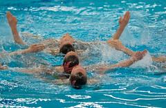 O5099188 (roel.ubels) Tags: swimming european ek alexander championships willem hoofddorp synchronised ec synchro synchronized zwemmen 2015 sincro synchroon synchroonzwemmen leneuropeansynchronisedswimmingchampionscuphaarlemmermeer2015 europeanchampionscup2015