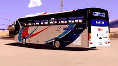Partas 8848 DM14 GTA BUS Mod (JanStudio12) Tags: bus by mod san jan andreas corporation works modified motor simulator gta pinoy mods fanatic delmonte 8848 partas dm14 paganao janmod dmmwc solidpbf janmod2