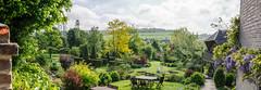 La Maison Du Vert (Smoke It 2013) Tags: panorama france flower nature fleur fleurs nikon normandie paysage arbre orne d5100