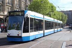 Lijn 1 -> Centraal Station (AMSfreak17) Tags: amsterdam siemens leidseplein 13g gvb ov 2061 combino vervoer openbaar 14g amsfreak17