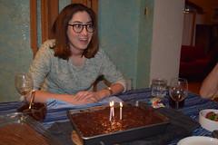 DSC_7938 (jjldickinson) Tags: cake dessert candle longbeach birthdaycake wrigley ellendickinson nikond3300 promaster52mmdigitalhdprotectionfilter nikon1855mmf3556gvriiafsdxnikkor 102d3300