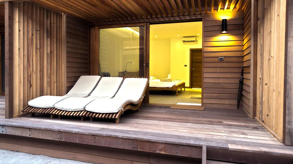 Seaside Room - Exterior