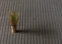 Tea whisk fot tea ceremony in daitoku-ji, Kansai region, Kyoto, Japan (Eric Lafforgue) Tags: stilllife art japan horizontal closeup night asian japanese kyoto asia nobody nopeople bamboo indoors tatami teaceremony fullframe oriental greentea utensil foodanddrink tool asianfoods colorimage asiancooking 0people focusonforeground machatea kansairegion teaceremonies colourpicture teawhisk japan161574 teautensil