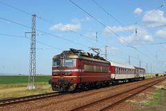 Southeast Regional Passenger Traffic - vol. 1 (Krali Mirko) Tags: train locomotive railroad railway transport outdoor bulgaria rail      bdz passenger skoda 68e3 44 128 44128 zhelyuvoyvoda