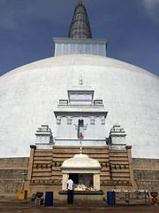 Anuradapura ( snapshots from an independent traveler ) Tags: ancient ruins buddhism srilanka sigiriya centralprovince anuradapura