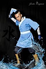 Cosplay Sokka (João Vitor Kayron) Tags: joão vitor kayron cosplay sokka avatar lenda de aang anime serie nostalgia preferido marrento bravo azul tribo da agua amor demais foto fotografia gente cosplayer efeitos