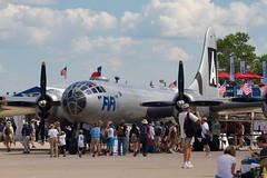 FiFi (Mike Miley) Tags: osh16 aircraft airplane airventure b29 eaa fifi oshkosh