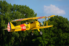 Hagerstown Flying Circus 2016 (WayNet.org) Tags: places things flyingcircus hagerstown indiana locations navy stearman transporation waynecounty airplane airport biplane grassairstrip plane waynet camera:model=nikond7100 geocountry exif:make=nikoncorporation exif:focallength=130mm exif:lens=tamronaf18270mmf3563diiivcpzdb008n exif:isospeed=250 exif:model=nikond7100 geolocation geostate geocity exif:aperture=60 camera:make=nikoncorporation