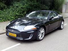 Jaguar XKR convertible 2010 nr2001 (a.k.a. Ardy) Tags: car sportscar softtop 92ksz2