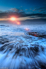 07042013-Mafrmcfa-00179-1.jpg (Mafr-Mcfa) Tags: playas mediterraneo sagaro amanecer amaneceres nubes mar cielos cala costabrava calas santfeliudeguixols gerona espaa playa