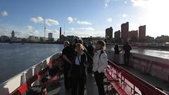 Team Boat Cruise 3 (cherylea_cater) Tags: london thames river rainbow boattrip shard countyhall teamnight