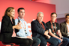 _19A1781 (TechweekInc) Tags: techweektoronto2016 investment state techweek event 2016 startup technology tw innovation toronto tech to fest canada attendees festival berkeley church summit stage overbond janet bannister real ventures brian kobus omers sunil sharma extreme venture partners mark skapinker brightspark entrepreneur ben yoskovitz beta highline moderators speakers