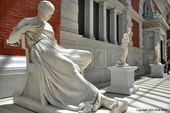 Relaxing In The Sun (Trish Mayo) Tags: sculpture art museum metropolitanmuseum metropolitanmuseumofart metmuseum thebestofday gnneniyisi