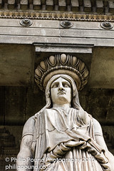 St Pancras Parish Church London statue (Philip Pound Photography) Tags: london church parish camden stpancras eustonroad