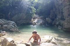 Gole del Salinello - bath (GlobalQuiz.org) Tags: swimming gole del salinello