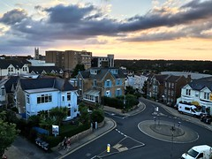 Bournemouth (Dradny) Tags: travel sunset summer sky travelling southcoast bournemouth thesummit summer2016