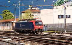 474 201 (atropo8) Tags: 474201 dbcargoitalia treno train zug merci freight cargo verona veneto italy nikon d810