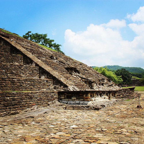 Zona Arqueológica El Tajin, Papantla, Veracruz