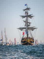 L'Etoile du Roy (Sbastien Golhen) Tags: toileduroy brest2016 bretagne breizh bzh breton bateau boats brittany finistre mer sbastiengolhen ftemaritime voilier