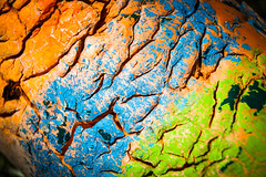 Crab floats (rvnix) Tags: fishing crabfloats colour catchycolors colourful colorful color vancouver beachcombing abstract multicoloured multicolored